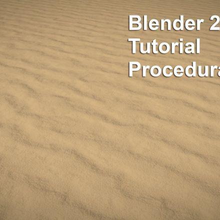 Blender Tutorial - Procedural Rock - Snapzu com