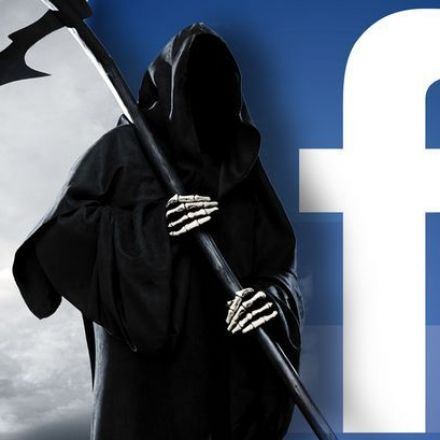 Are the dead taking over Facebook? A Big Data approach to the future of death online