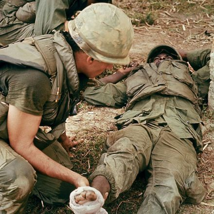 At My Lai: The Photographer Who Captured the Massacre