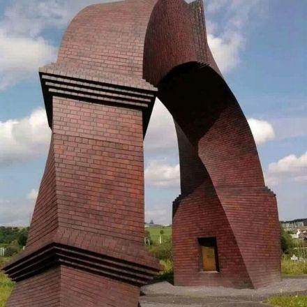 Cool brick arch