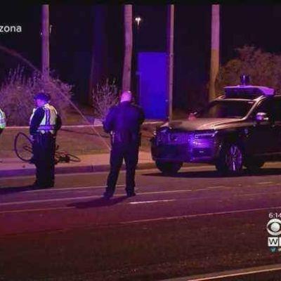 Tempe Police release fatal Uber crash video (Video)