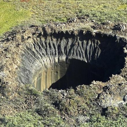 Mysterious craters blowing out of Russia could mean trouble for the whole planet