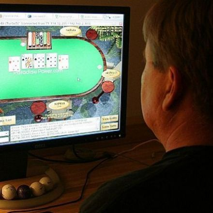 Websites that promote remote gambling to be blocked