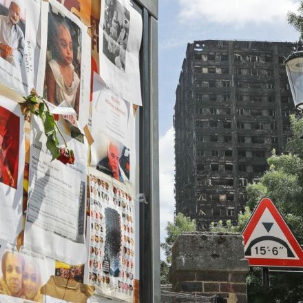 Over 800 north London public housing apartments evacuated over fire safety concerns