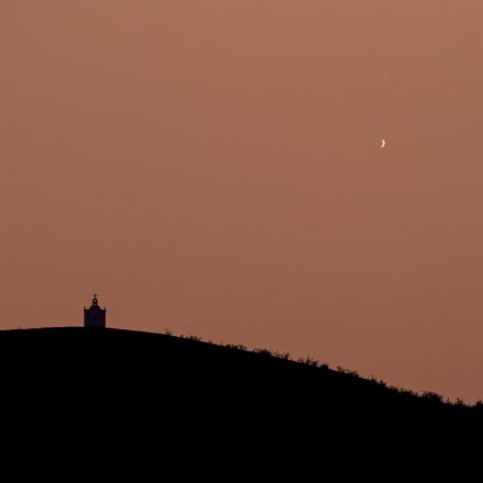 The Last Days of Venus as the Evening Star