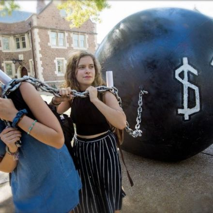 400,000 were promised student loan forgiveness. Now they are panicking