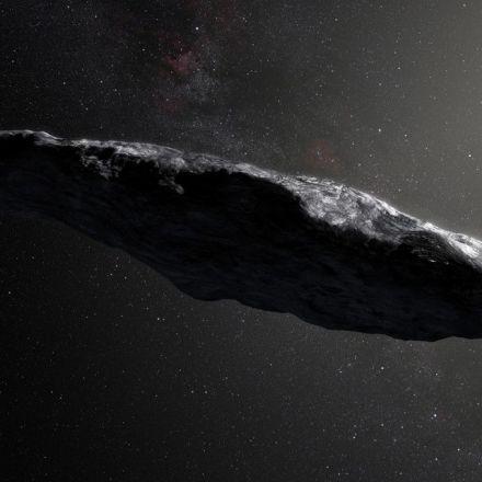 No, 'Oumuamua is not an alien spaceship. It might be even weirder.
