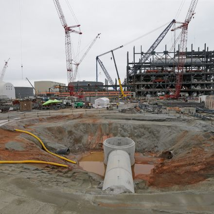 South Carolina Spent $9 Billion to Dig a Hole in the Ground and Then Fill it Back in