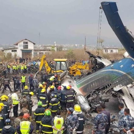 49 dead after plane crash at Kathmandu airport