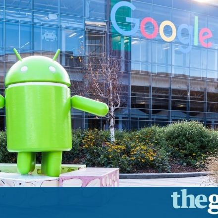 Why is Google spending record sums on lobbying Washington?