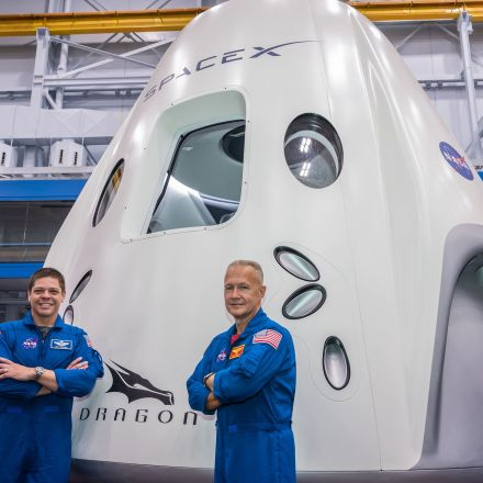 Meet the Astronauts Flying SpaceX's Demo-2 – Commercial Crew Program