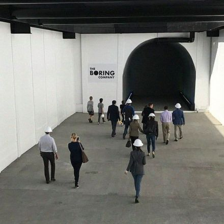 Is Elon Musk's Boring Company Tunneling Into the Past, Not the Future?