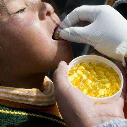 Vitamin D3 vital in treating child malnutrition