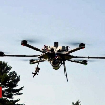 Hydrogen-powered drones point way to future travel