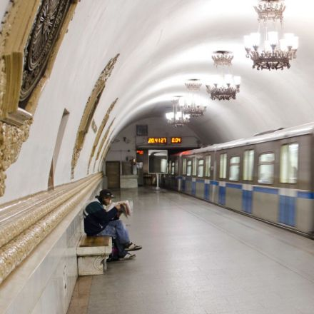 7 of the Most Stunning Subway Stations in the World