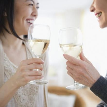 Drinking alcohol key to living past 90
