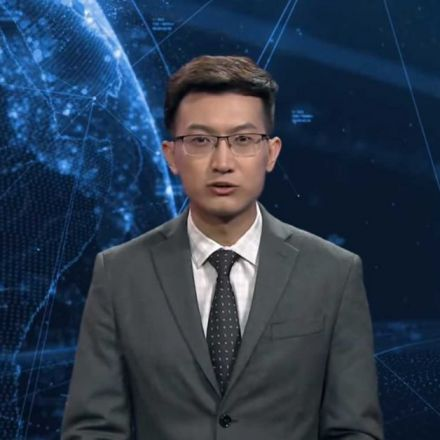 Meet the world's first AI news anchor