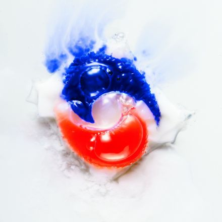 What's Actually Inside a Tide Pod?