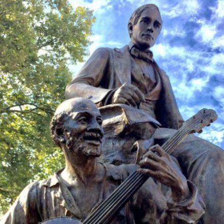 The Most Racist Statue in America Is in ... Pittsburgh, and It's the Most Ridiculous Magical Negro You'll Ever See