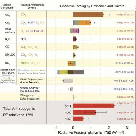 CO2 is main driver of climate change