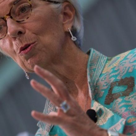 IMF's Lagarde urges US, others to reject 'dystopian' path