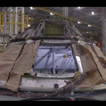 "Looks aside, NASA's Orion is ""lightyears ahead of what they had in Apollo"""