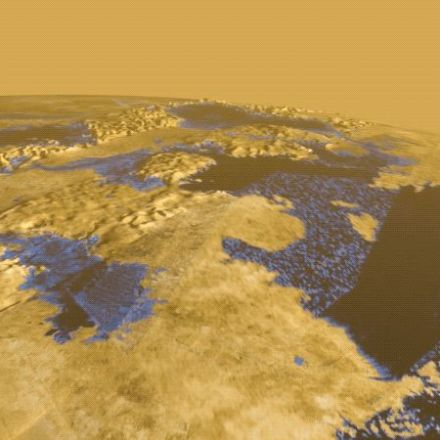 Saturn's Fascinating Moon Titan Has Yet Another Thing in Common With Earth