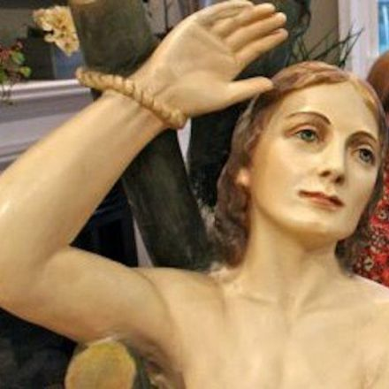 A Statue of St. Pantaleon Is Headed Back to Italy After Decades in Philly