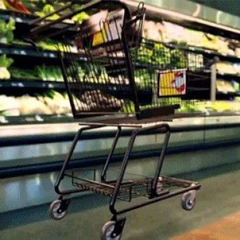 What's Hidden Inside Shopping Carts to Make Them Cost $100 Each.