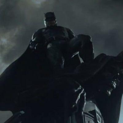 Justice League Reel