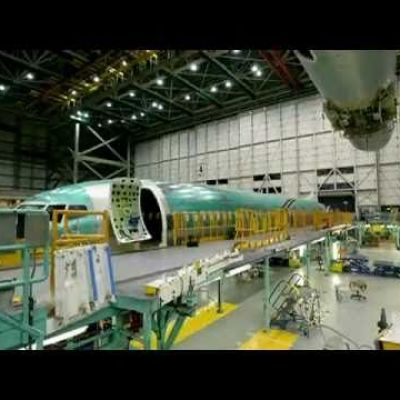 Really Amazing: A must watch for all aviation maintenance personnel -Boeing Assembly Line