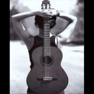 Bluegrass Guitar - Irish Folk Music
