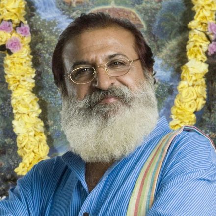 God Falling Under Influence Of Powerful Spiritual Guru
