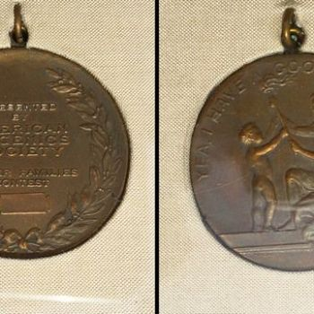 Here Are the Medals Given to Eugenically Healthy Humans in the 1920s