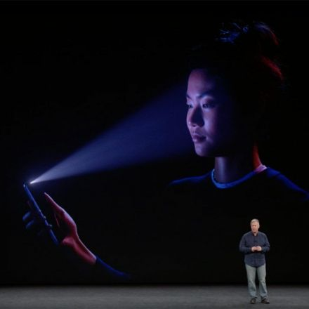Apple just released new details about iPhone X facial recognition