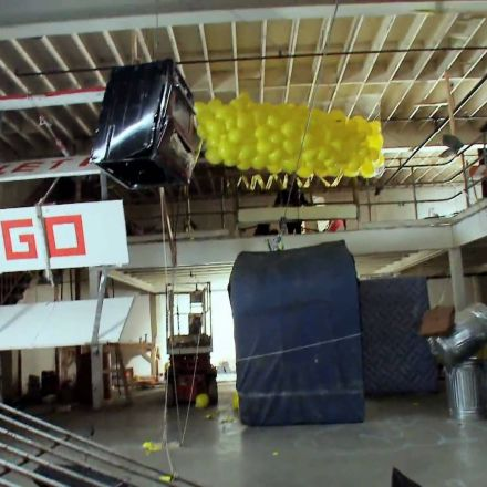 OK Go - This Too Shall Pass - Rube Goldberg Machine