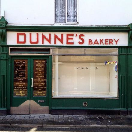 A Last Look at Ireland's Disappearing Storefronts
