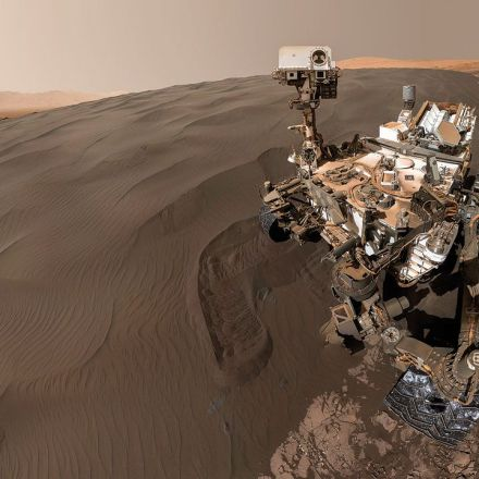 On Mars, atmospheric methane—a sign of life on Earth—changes mysteriously with the seasons