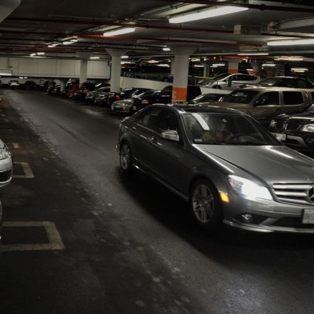 'Washington Post' Reporter Frustrated Every Space In Parking Garage Taken Up By Anonymous Source