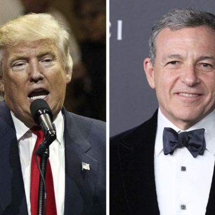 Bob Iger Exits Trump Advisory Council Over Paris Accord Withdrawal