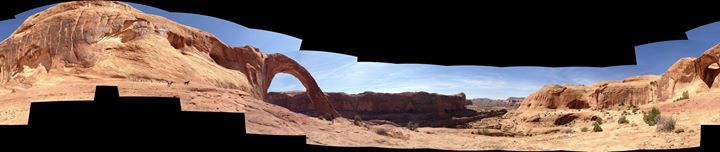 Corona arch,  amazing views and one of the biggest rope swings you will ever do.