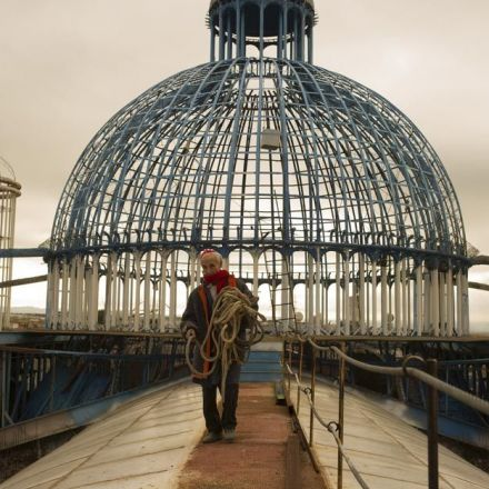 91-year-old man spends 56 years building his own cathedral alone.