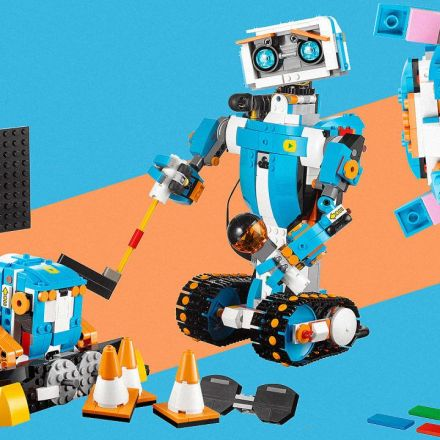 Can Lego make coding as fun as bricks?
