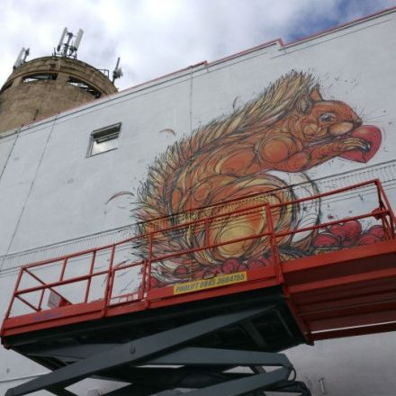 The top 20 artworks from the Upfest Street Art Festival in Bristol