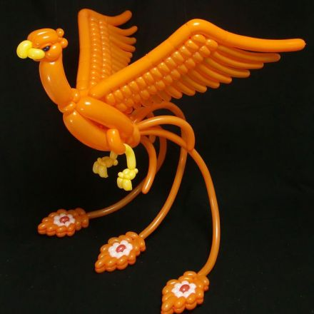 10+ Master-class balloon animals by Japanese artist Masayoshi Matsumoto.