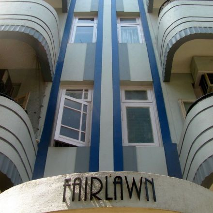 Mumbai has the world's second-largest collection of Art Deco buildings but no one notices them.