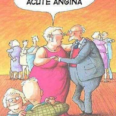 Acute angina