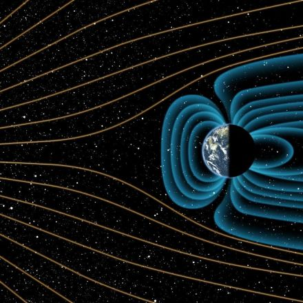 Earth's magnetic shield is much older than previously thought