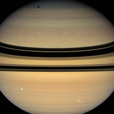 Saturns hissing storms churn storm ally
