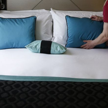Hotels Add 'Panic Buttons' to Protect Housekeepers From Guests